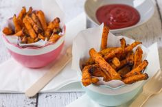May 27: Oven Roasted Sweet Potato Fries