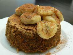 Pumpkin Gingerbread Buckwheat Bake /skip salt/