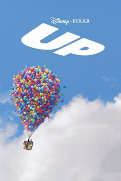 Not only is this my favorite Pixar movie, it comes out solid alongside any grown-up flick for its simple, straight-shooting humor, achingly lovely soundtrack, and serious themes. Up Pixar, Pixar Movies, Iconic Movies, Disney Movies, Animation Movies, Comedy Movies, Disney Pixar, Best Movie Posters, Disney Posters