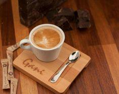 Ideas Design Food Ideas Coffee Shop For 2019 Coffee Tray, Coffee Cafe, Tea Tray, Cafe Interior Design, Cafe Design, Food Design, Coffee Shop Design, Restaurant Design, Wood Crafts