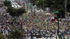 Vamos Brasil!! Na luta para acabar com essa corja que tomou o poder!! #ForaDilma #ForaPT #ForaLula