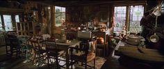 Mrs Weasley's Kitchen - Polycount Forum