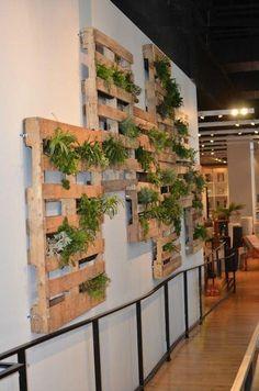 25 modelos de jardines verticales para espacios pequeños   Decoración