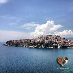 Kavala,Greece was this the place on the itinerary Greek Sea, Go Greek, Greece Trip, Greece Travel, Jet Plane, Dream Vacations, Amazing Places, Outdoor Activities, Calming