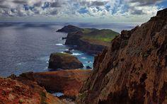 Sao Lourenco, Madeira, Portugal (by Aubrey Stoll)