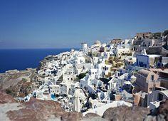A Day in Santorini  Cheri Lucas Rowlands http://ift.tt/2tPSOxU
