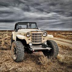 Jeep Suv, Jeep Pickup, Jeep Truck, Cool Jeeps, Cool Trucks, Big Trucks, Willys Wagon, Jeep Willys, 4 Wheel Drive Cars