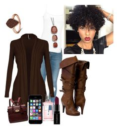 """""""exclusively \\\\ Marques Houston"""" by ashleynicole22 ❤ liked on Polyvore featuring BKE core, Mulberry, H.AZEEM, Christian Dior, Smashbox, women's clothing, women, female, woman and misses"""