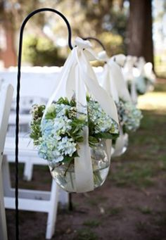 shepherd hooks aisle | DIY} Shepherd's Hooks - Home - The Thirty-Something Bride Wedding ...