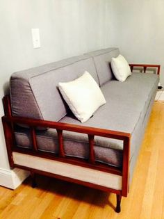 Leather Sofa Like Pottery Barn Spiers Review Lewis Slipcovered Daybed | Daybed, Covers And ...
