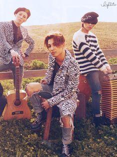 BIGBANG FOR VOGUE KOREA (JULY 2015)