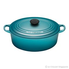 Products | Cast Iron | French Ovens & Casseroles | Oval French Oven | Le Creuset Singapore