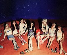 Girls' Generation's Facebook