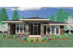 Prairie+House+Plan+with+1602+Square+Feet+and+3+Bedrooms+from+Dream+Home+Source+|+House+Plan+Code+DHSW66966