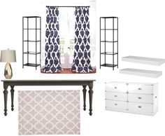 One Room Challenge-Week 5--The IKEA Vittsjo Shelves | 11 Magnolia Lane