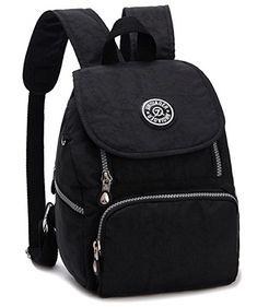 25fef8bd842a LifeWheel Womens Summer Mini Backpacks Waterproof Nylon Daypacks Schoolbag  Racksack     Continue to the