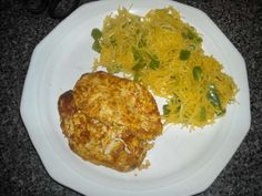 New Beautiful Me: Indian Curry Chicken with Grated Squash