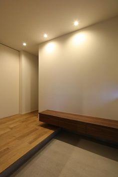 Japanese Modern House, My Dream Home, Minimalism, Interior Design, Outline, Home Decor, Entryway, Nest Design, My Dream House