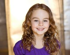 A magical little girl!