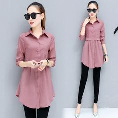 Pakistani Fashion Casual, Pakistani Dress Design, Long Shirts For Girls, Girls Fashion Clothes, Fashion Outfits, Shirt Design For Girls, Kurti Designs Party Wear, Designs For Dresses, Blouse Outfit