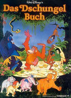 Poster zum Film: Dschungelbuch, Das