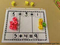 Adding 3 Numbers - Freebie