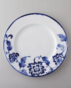 "Lauren Ralph Lauren Four-Piece ""Somerset Island"" Floral Dinnerware Place Setting - Horchow"