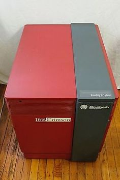 Silicon Graphics (SGI) IRIS Crimson Reality Engine