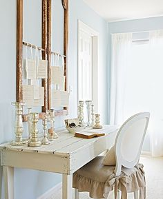 My white dressing room