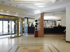 Turin NH Torino Ambasciatori Italy, Europe NH Torino Ambasciatori is perfectly located for both business and leisure guests in Turin. The hotel offers guests a range of services and amenities designed to provide comfort and convenience. Free Wi-Fi in all rooms, photocopying, portable wi-fi rental, private check in/check out, wheelchair accessible are on the list of things guests can enjoy. Some of the well-appointed guestrooms feature mirror, towels, closet, smoke detector, in...