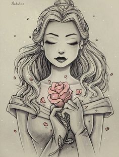 Image result for drawings of disney princess