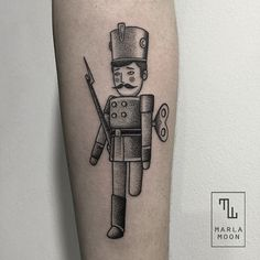#tattoofriday- Marla Moon, Espanha.