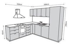 A fresh green kitchen for fresh green cooking - IKEA