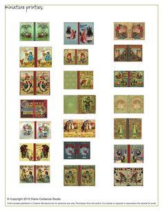Creativeminiaturist vol 2 no 1  SPRING 2015  Creating Dollhouse Miniatures on a Shoestring Budget