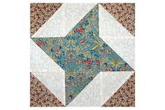 Sew a Variation of the Traditional Friendship Star