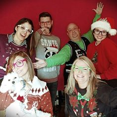 Wishing you the merriest of Christmases. We hope your days are filled with ugly sweaters and lots of egg nog. #KKPR #Christmas