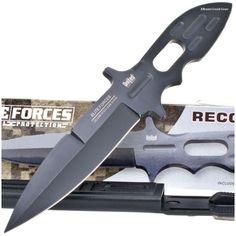 United Cutlery UC1256B Elite Forces Reconnaissance Knife | MooseCreekGear.com | Outdoor Gear — Worldwide Delivery! | Pocket Knives - Fixed Blade Knives - Folding Knives - Survival Gear - Tactical Gear