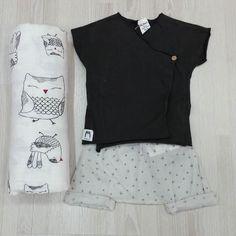 Son tan bonitas la nuevas muselinas de @adenandanais  Y quedan tan bien con la nueva colección de @beansbarcelona  Buenos días!! #nins #ninsmanresa #pictureoftheday #bestoftheday #cotton #madeinbarcelona #beansbarcelona #ss17 #adenandanais #muslin #swaddle #newcollection #modainfantil #moda #shop #shoponline #babieswear #kidswear #ootd #ootdkids