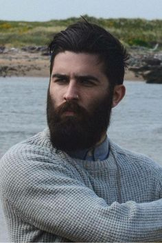 Chris John Millington- oh and did I mention he's funny too?
