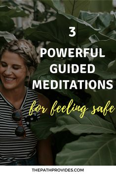 Discover 3 powerful guided meditations that I use on a weekly basis to feel grounded, safe and protected. Meditation for Beginners   Meditation Space   Meditation Mantras   Meditation Room   Meditation Music   Guided Meditation   Guided Meditation for Healing   Meditation for Anxiety   Mindfulness   Mindfulness Meditation   Meditation Tips   Meditation Video Meditation Technique   The Path Provides #ThePathProvides #Meditation #MeditationforBeginners #GuidedMeditation