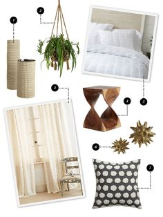 Warm up your space by layering different textures and materials