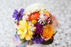 #bride #wedding #flowers #bride's bouquet
