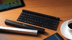 IFA 2015: LG Rolly la tastiera per iPhone e iPad che si chiude!
