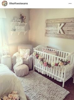 One of my dearest friends is allowing me the great honor of helping her design & decorate her nursery for the upcoming arrival of her baby… Baby Bedroom, Baby Room Decor, Nursery Room, Girl Nursery, Girl Room, Girls Bedroom, Nursery Decor, Nursery Ideas, Nursery Inspiration