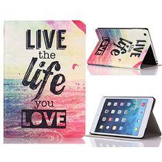 Changeshopping(TM)Life You Love Flip Stand Leather Case Cover For iPad Mini 1 2 3 Retina changeshopping http://www.amazon.ca/dp/B00XQOUKH0/ref=cm_sw_r_pi_dp_8xg7vb1V73XDA