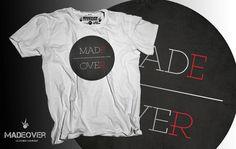 Madeover clothing - punkt - pánské Madeover clothingtriko v bílé barvě s designem punkt! První testovací kousky natisklé termolisem posleních 5ks!!!!!!! MADEOVER CLOTHING - APPAREL FOR DESTROY