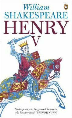 Henry V (Penguin Shakespeare) by William Shakespeare. $7.47. Publisher: Penguin (February 25, 2010). Author: William Shakespeare. 340 pages