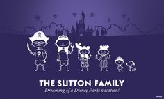 I built this stick figure family to show off my Disney Side! You can show your family's Disney Side too http://buildyourdisneyside.com/Detail/5570aa23-50d7-4118-95d6-49faf2f4180c