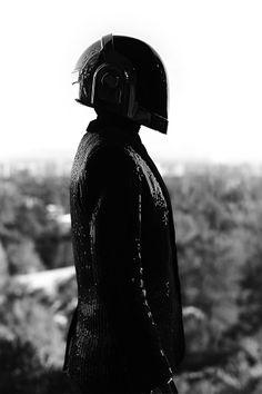 CR Fashion Book, Daft Punk Before unveiling a new album Random Access memories.