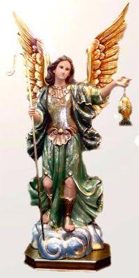 La Misericordia de Jesús: Oración al Arcangel San Rafael para pedir curación.